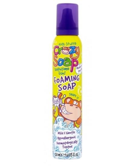 Putos žaidimams vonioje KIDS STUFF, baltos, 225 ml