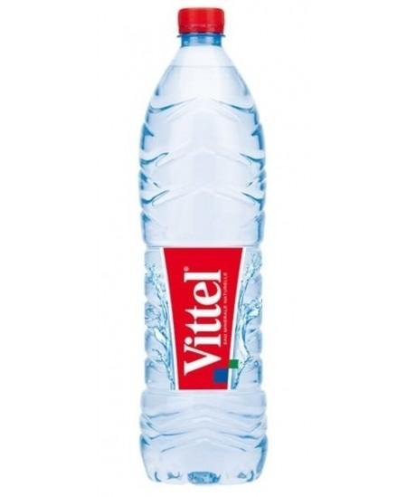 Mineralinis vanduo VITTEL, 1,5 l, negazuotas