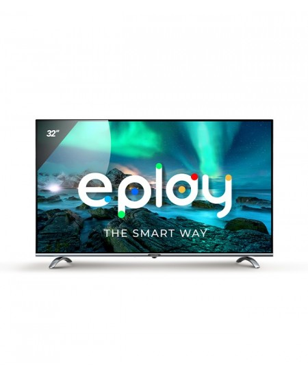"""Allview Smart TV 32ePlay6100-H/1 LED TV, 32"""" (81cm), Smart TV, Android 9.0, FHD, 1366x768 pixels, Wi-Fi, DVB-T/T2/C/S/S2, B"""