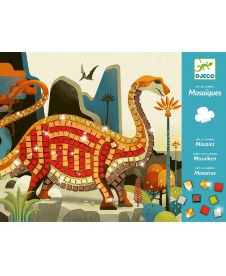 Mozaika DJECO Dinozaurai