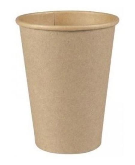 Vienasieniai KRAFT puodeliai karštiesiems gėrimams, 240 ml, 50 vnt.