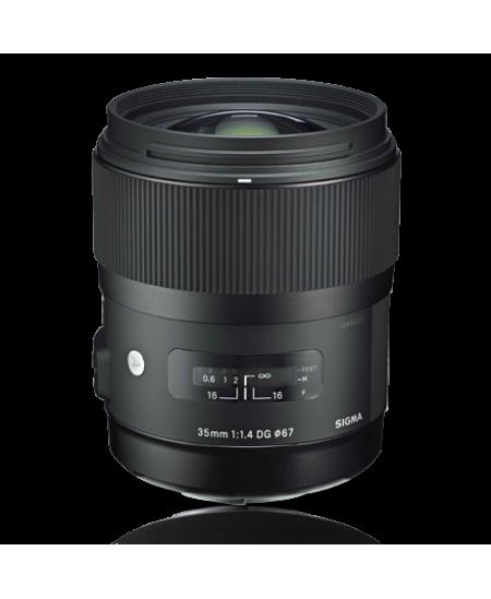 Sigma 35mm F1.4 DG HSM Nikon [ART]