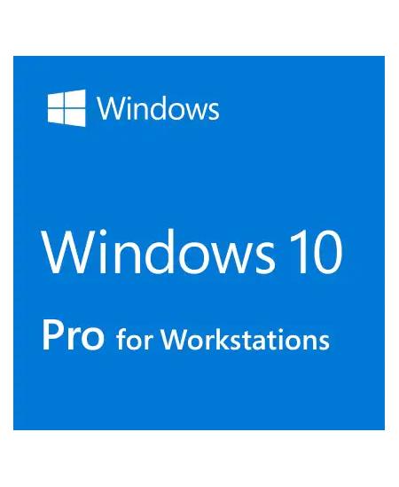 Microsoft Windows 10 Pro for Workstation HZV-00055 DVD, OEM, English