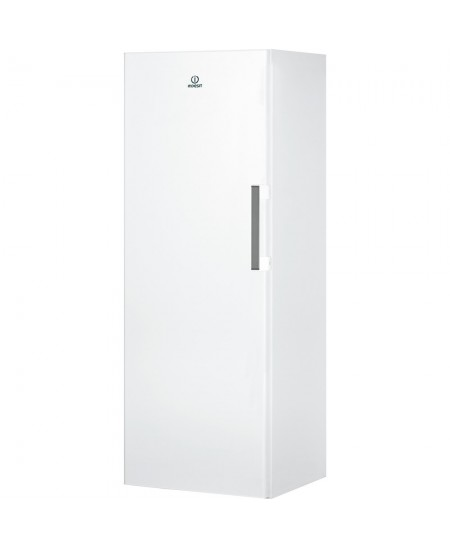 INDESIT Freezer UI6 F1T W1 Energy efficiency class F, Upright, Free standing, Height 167  cm, Total net capacity 233 L, White