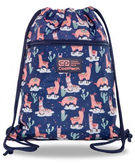 Sportinis krepšys COOLPACK Llamas Vert