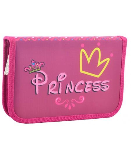 Forminis penalas su vienu skyriumi, vienu atvartu SMART Princess, 20.5 x 13 x 3.2 cm, rožinė sp.