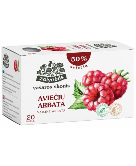 Aviečių arbata VASAROS SKONIS, 20 x 2 g