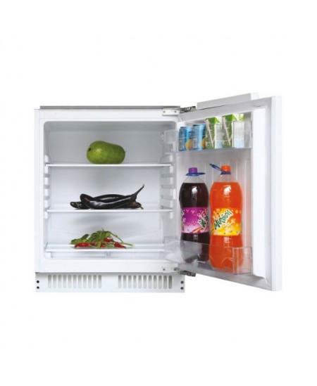 Candy Refrigerator CRU 160 NE/N Energy efficiency class F, Larder, Height 83.0 cm, Fridge net capacity 135 L, 40 dB, White