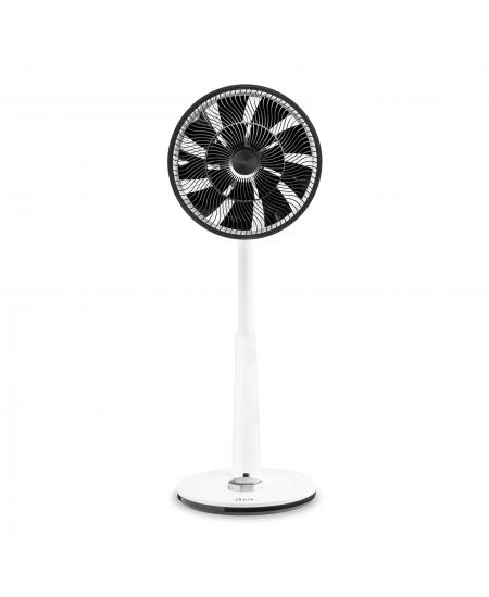 Duux Fan Whisper Stand Fan, Timer, Number of speeds 26, 2-22 W, Oscillation, Diameter 34 cm, White