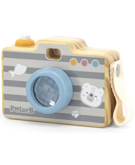 Medinis fotoaparatas su kaleidoskopu VIGA PolarB