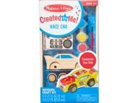 Žaislo gamybos rinkinys MELISSA & DOUG Lenktyninė mašina