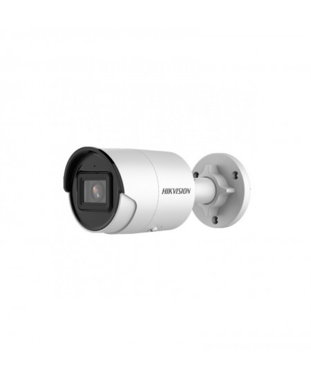 Hikvision IP Bullet Camera DS-2CD2046G2-IU Max IR distance up to 40 m, 4 MP, 4 mm, Power over Ethernet (PoE), IP67, H.264+; H.26