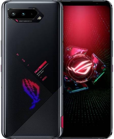 "Asus ROG Phone 5 ZS673KS  Black, 6.78 "", FHD+, 1080 x 2448 pixels, Qualcomm, Snapdragon 888, Internal RAM 12 GB, 256 GB, Du"