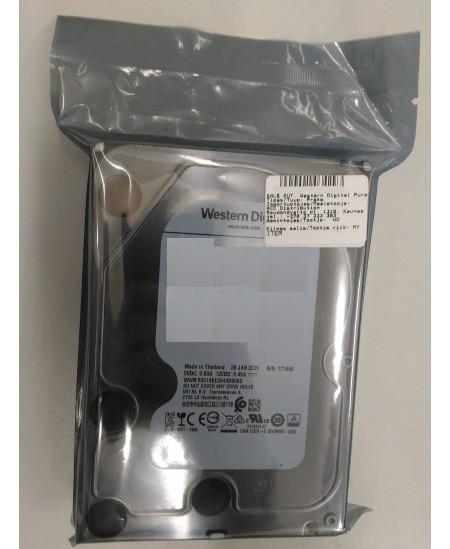 """SALE OUT. Western Digital WD60EFZX HDD 3.5"""" 6TB SATA 256MB 5400rpm Western Digital REFURBISHED"""