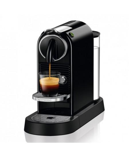 NESPRESSO Coffee maker  Citiz Pump pressure 19 bar, Capsule coffee machine, 1260 W, Black