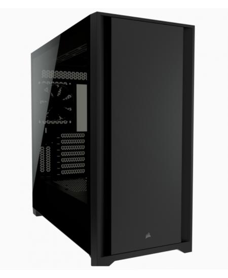 Corsair Computer Case 5000D Side window, Black, Mid-Tower