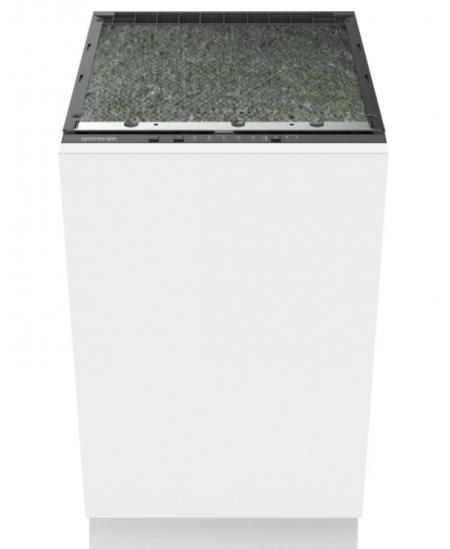 Gorenje Built-in Dishwasher GV52040 Built-in, Width 44.8 cm, Number of place settings 9, Number of programs 5, Energy efficiency