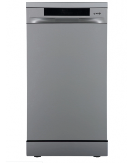 Gorenje Dishwasher GS541D10X Free standing, Width 44.8 cm, Number of place settings 11, Number of programs 5, Energy efficiency