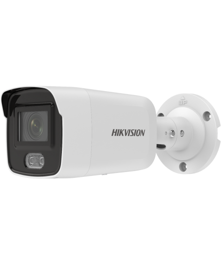 Hikvision IP Camera DS-2CD2047G2-LU Bullet, 4 MP, 2.8mm, IP67 water and dust resistant, H.265+,  MicroSD/SDHC/SDXC card, up to 2