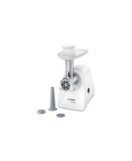 Bosch Meat mincer SmartPower MFW2510W White, 350 W