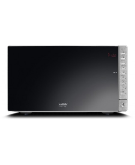 Caso Microwave with grill SMG20  Free standing, 800 W, Grill, Black