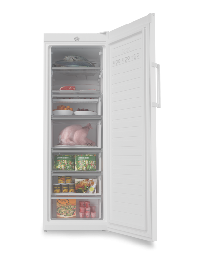 Simfer Freezer UF 7300 Energy efficiency class F, Upright, Free standing, Height 176 cm, Total net capacity 285 L, White