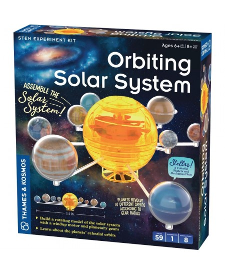 """KOSMOS mokslinis rinkinys ,,Saulės sistema"""""""