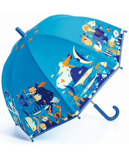 Vaikiškas skėtis DJECO Povandeninis pasaulis