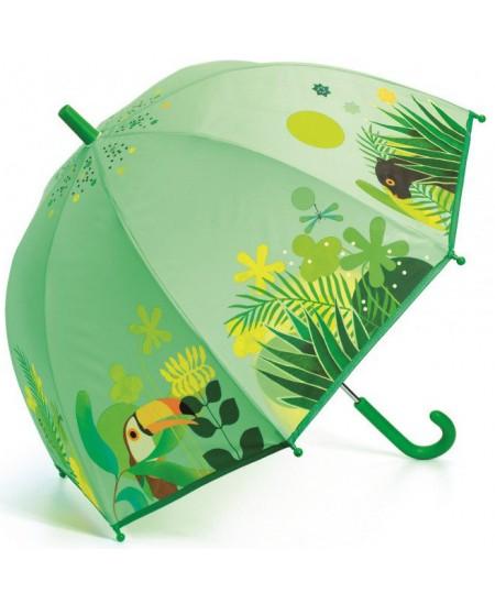 Vaikiškas skėtis DJECO Tropikų džiunglės