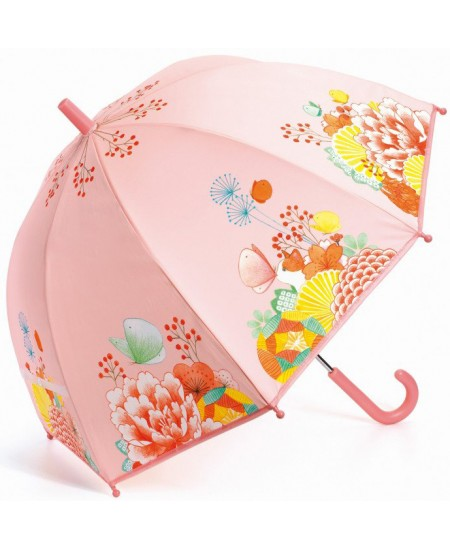 Vaikiškas skėtis DJECO Gėlių sodas