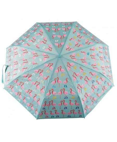 Magiškas skėtis FLOSS&ROCK Flamingas