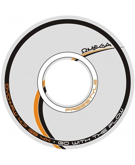Laikmena FREESTYLE DVD+RW, 4.7GB, 4X, popieriniame vokelyje