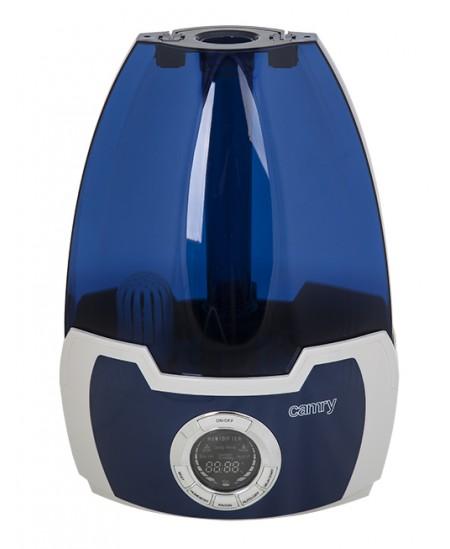Camry CR 7956 Air Humidifier, 30 W, Blue