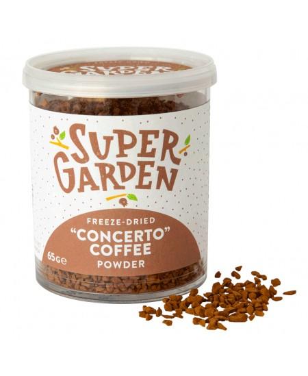 Tirpi kava CONCERTO, šaltyje džiovinta, 65 g
