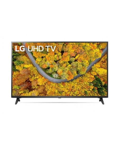 "LG 65UP75003LF 65"" (164 cm), Smart TV, WebOS, 4K UHD, 3840 x 2160, Wi-Fi, DVB-T/T2/C/S/S2, Black"