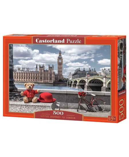 Dėlionė CASTORLAND Little Journey to London, 500 det.
