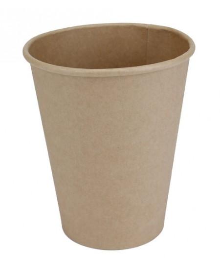 Vienasieniai KRAFT puodeliai karštiems gėrimams, 250 ml, 100 vnt.
