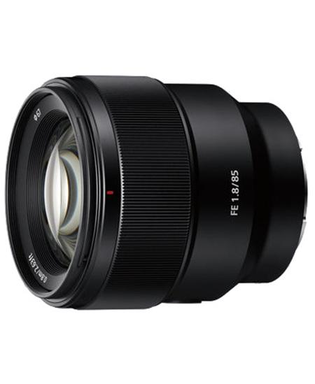 Sony SEL-85F18 FE 85mm F1.8