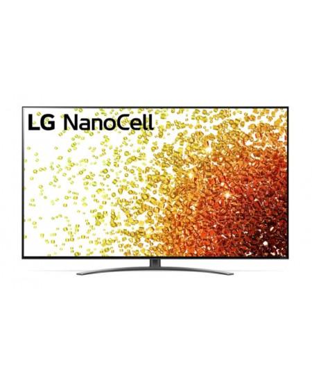 "LG 65NANO913PA 65"" (164 cm), Smart TV, WebOS, 4K UHD Nanocell, 3840 x 2160, Wi-Fi, DVB-T/T2/C/S/S2, Black"