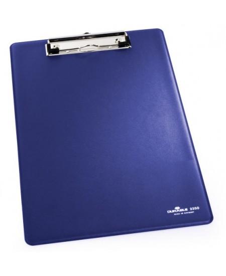 Pagrindas rašymui be atvarto DURABLE, A4, mėlynas
