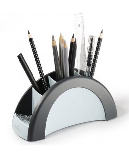 Pieštukinė DURABLE, 5 skyriai, juoda