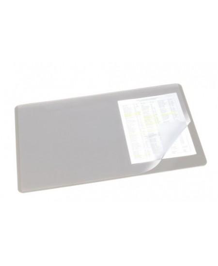 Patiesalas rašymui DURABLE su perregimu atvartu, 530x400 mm, pilkas