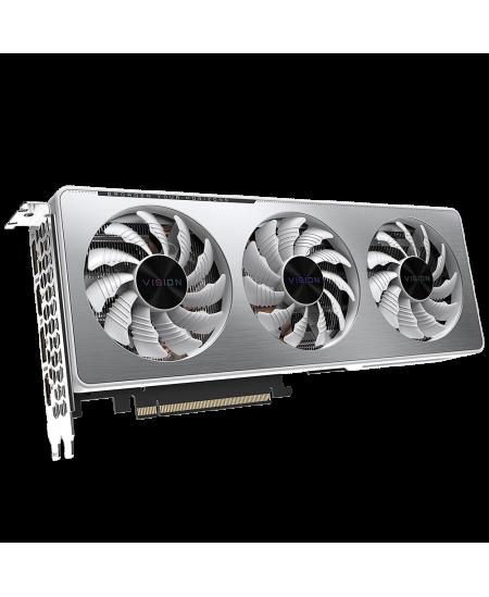 Gigabyte GV-N306TVISION OC-8GD, LHR version NVIDIA, 8 GB, GeForce RTX 3060 Ti, GDDR6, PCI-E 4.0 x 16, Processor frequency 1665 M