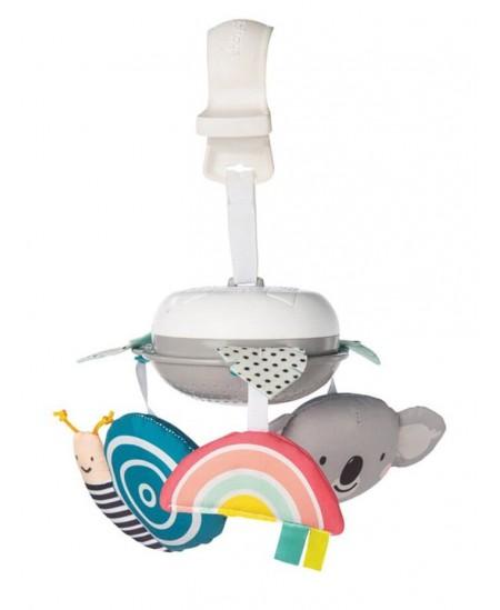 Kelioninė muzikinė karuselė TAF TOYS Koala