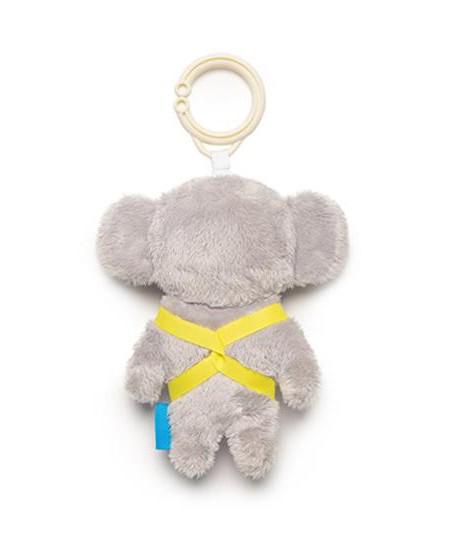 Pakabinamas barškutis su kramtuku TAF TOYS Koala