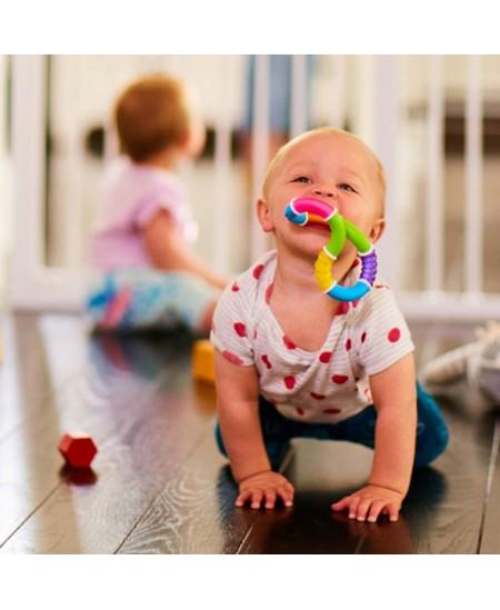 Kūdikio kramtukas MUNCHKIN Lankstoma figūrėlė