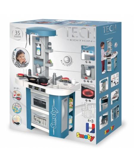 Smoby Elektroniczna Kuchnia Tech Edition 35 akc.