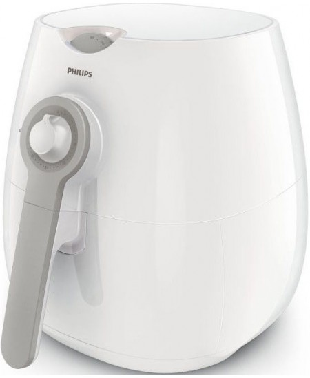 Philips Daily Collection Airfryer HD9216/80 Power 1425 W, Capacity 0.8 L, Rapid Air technology, White