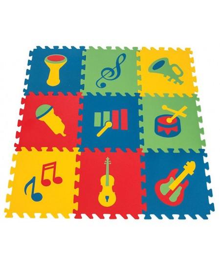 Lavinamasis kilimėlis WOPPIE Muzikos instrumentai
