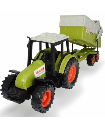 Ūkio traktorius su priekaba DICKIE
